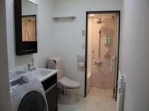 【1bedroom】バス、トイレ
