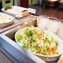 【Lohas無料健康朝食】有機JAS野菜のみ使用しております!