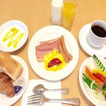 ○朝食バイキング○洋食ver♪