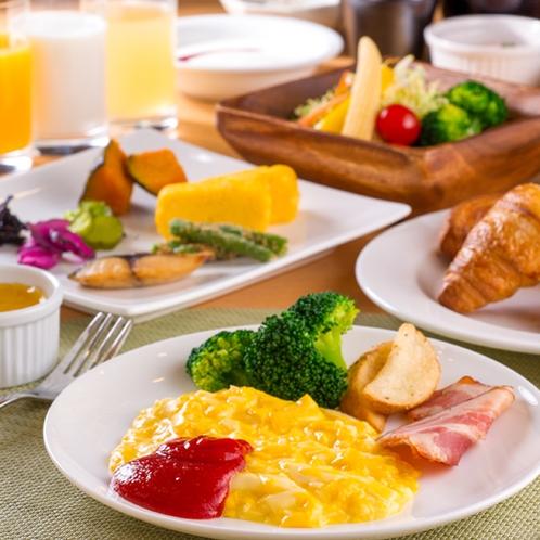 【朝食】洋食派のあなたに☆