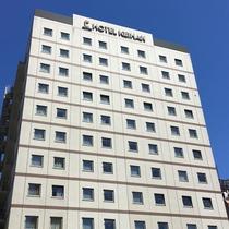ホテル京阪浅草外観