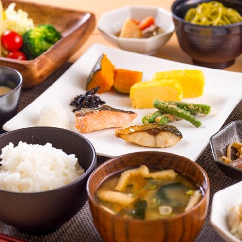 【朝食】和食派のあなたに☆