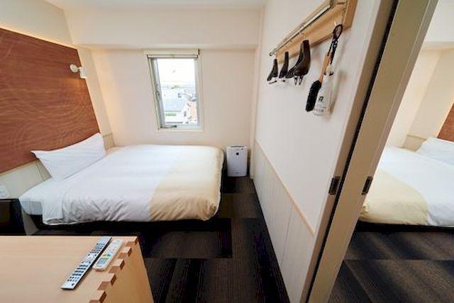 【コネクティングルーム】ダブルルームがお部屋同士繋がる♪4名まで宿泊可能