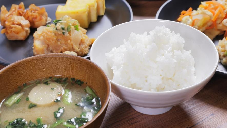 【Organic】お米は石川県産・農薬を半分以下に抑えた「特別栽培米」うまみが強く、冷やしてもおいし