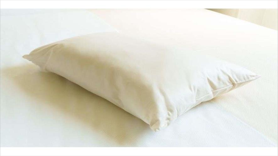 【Smart・貸出枕・数量限定】白色・・やわらかくてフワフワ!女性に大人気♪
