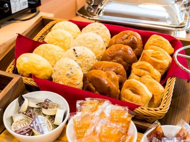 パン派の方も満足