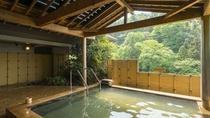 本館【福一】露天風呂