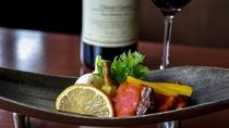 技と心を尽くした日本料理の一品一品を 世界のお酒でお食事をお楽しみください。