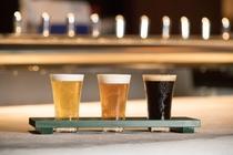 クラフトビール3種飲み比べ