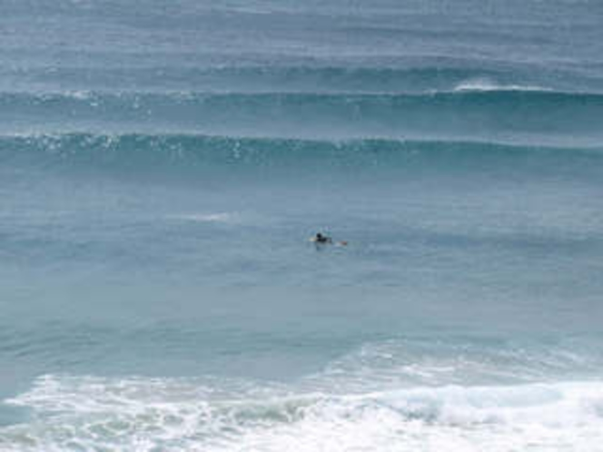 種子島の波