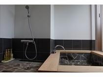 プレミアルーム 和洋室 半露天風呂