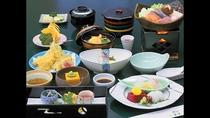 【会席料理一例】会席くすのき※季節・仕入れによりお料理内容は変わります
