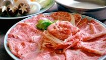 【ご夕食一例】和牛すきやきプラン