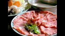 【ご夕食一例】冬季限定-和牛しゃぶしゃぶプラン