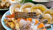 【ご夕食一例】冬季限定-寄せ鍋プラン※仕入れにより内容は変わる場合がございます