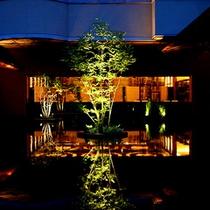 水盤(夜)