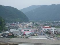 和田山風景