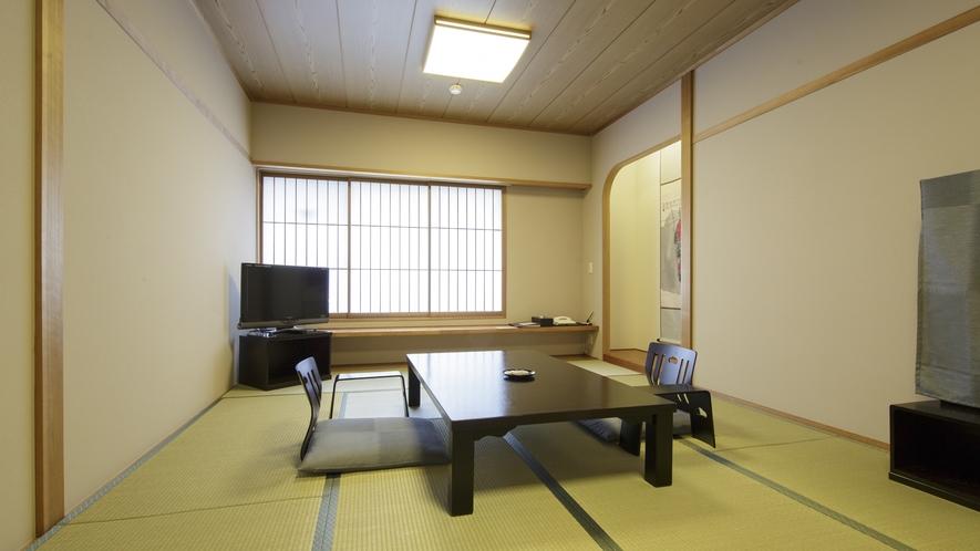 *和室(客室一例)/落ち着いた雰囲気の和室、ごゆっくりと心和むひと時をお愉しみ下さい。