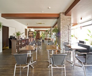 1階レストラン アルテ