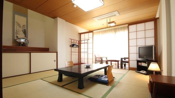 和室8畳《特別室》上質な寝具で快適な眠り◎バス・トイレ付