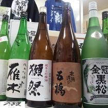人気イベント「やまぐち地酒維新」で出品されたお酒です。