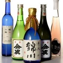 各種日本酒