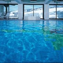 *温水プールは宿泊客「無料」