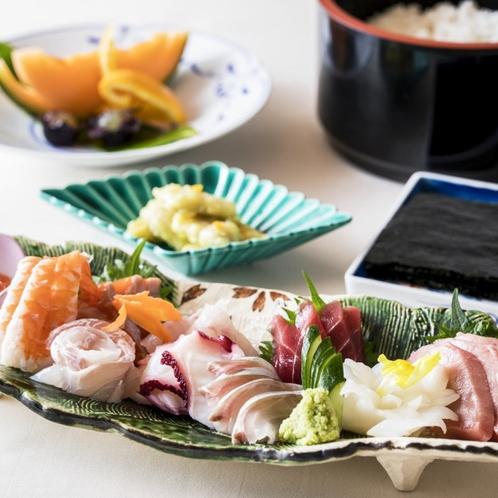 【和食】スペシャルプラン「手巻き寿司」