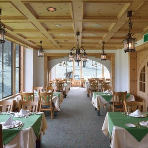 イタリアンレストラン「La Stella Alpina」