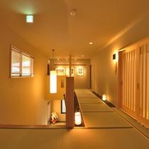 【新館】廊下