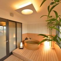 【新館】ゆり 客室風呂