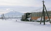津軽鉄道・冬