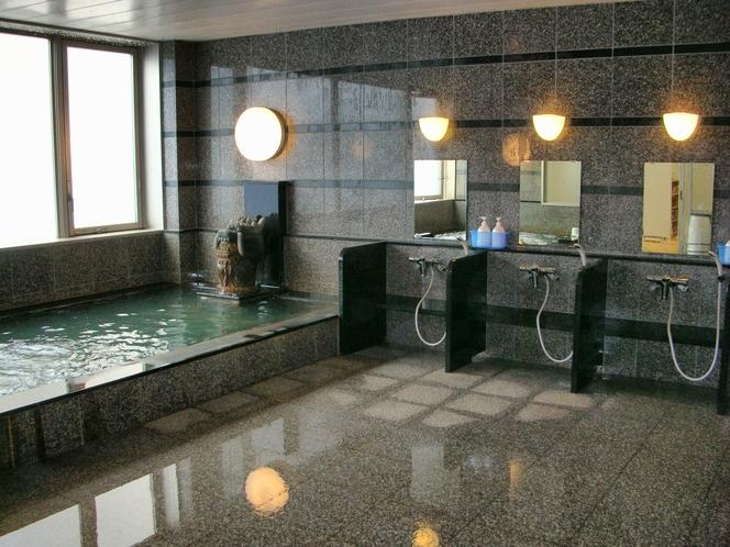 3F温泉浴場