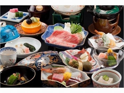【露天風呂付客室  京近江】 マル得プラン 夕食:会席料理