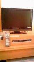 客室の液晶テレビと有料放送(映画とアダルト)