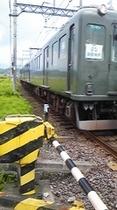 伊賀鉄道 レトロ列車
