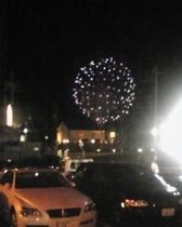 ホテルから見る花火大会(夏期3回)