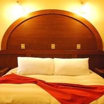 16畳Wベッド和洋室(ベッドスペース)