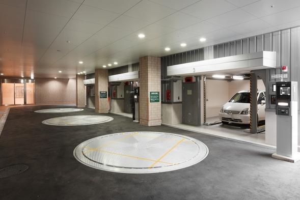 【朝食付】駐車料金込★12時まで滞在可能プラン