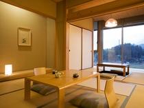 特別和室(24.5平米和室)