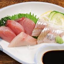 【夕食一品】延岡近海で獲れた新鮮なお魚