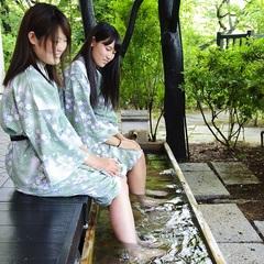 【日帰りプラン】 日帰り入浴と昼食付(はな会席コース)+個室休憩室4.5時間