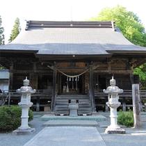 *【周辺観光】八葉山 天台寺