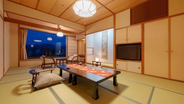 (禁煙)【千寿】ハイグレード和室10畳<ゆったり49平米>