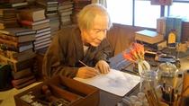 【牧野植物園チケット付プラン】牧野富太郎博士晩年のお部屋を再現した展示あり