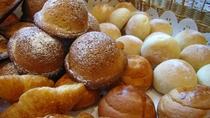 高知名物ぼうしパン!中でも特に美味しい「だんだん」のぼうしパンをご提供。数量限定早い者勝ち★