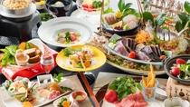 【皿鉢料理と土佐風会席】※3月~5月の内容となります。