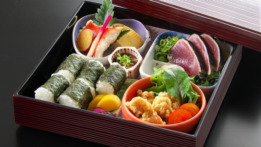 ビジネスマン向け★夕食お弁当&朝食付プラン