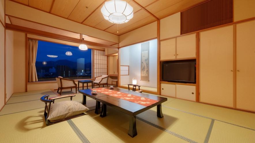 【千寿】ハイグレード和室10畳<ゆったり49平米>