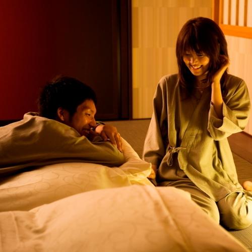 【ご滞在イメージ】大切なパートナーとのご宿泊に適した和洋デザイナーズルームを愉しもう
